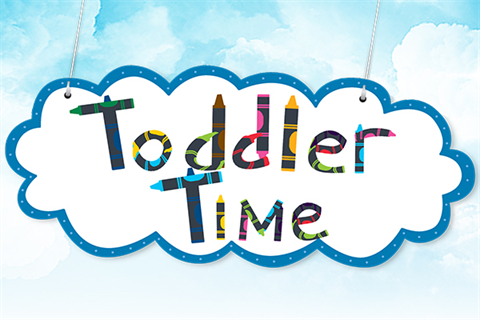 Thumbnail image for the Toddler Time event.